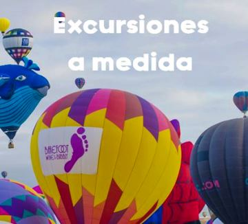 Excursiones a medida