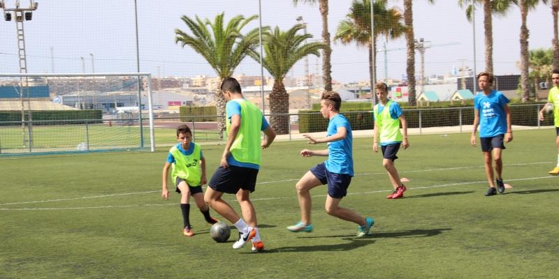 Campamento de Verano Fútbol