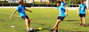 Campamentos de tecnificación de fútbol