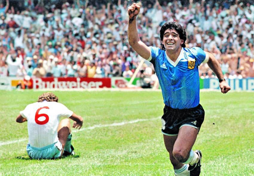 Maradona - Xpert-Camps