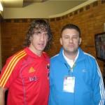 Mundial Sudáfrica - Carles Puyol - Xpert Sports
