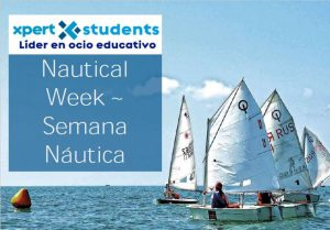 Nautical Week - Xpert-Students - Viajes escolares
