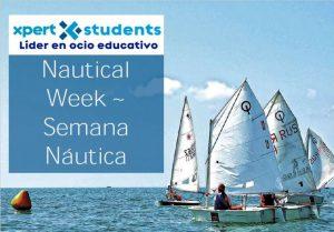 Nautical Week - Xpert-Students - Viajes escolares