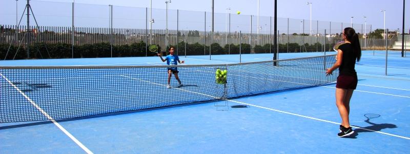 Tenis - Xpert-Camps