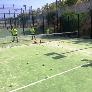 Campamento de verano Tenis y Padel