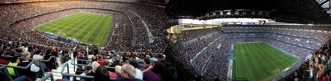 Visitas privadas a estadios
