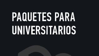 Xpert-You - Paquetes para universitarios