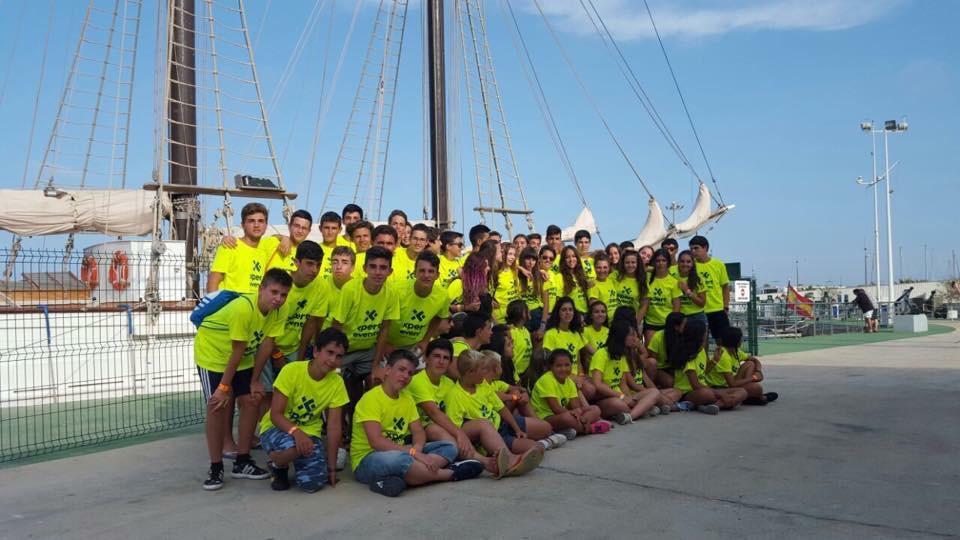 Campamentos Deportivos Torrevieja - Museos Flotantes
