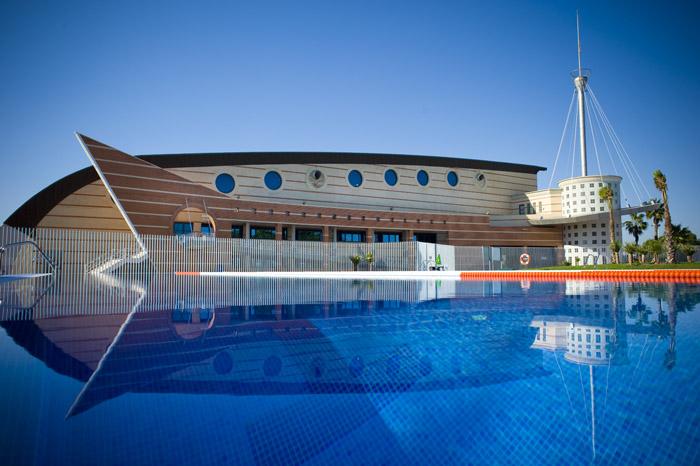 Las instalaciones deportivas de los xpert camps xpert events for Piscina torrevieja