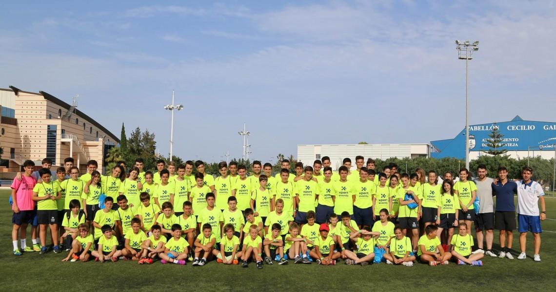 campamentos deportivos en Torrevieja