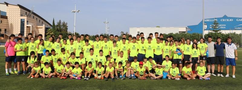 Campamento Fútbol Torrevieja