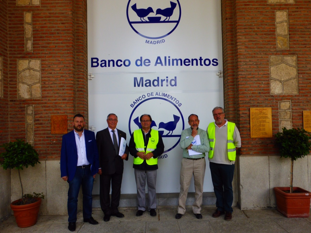 Xpert-Events - Banco de Alimentos Madrid